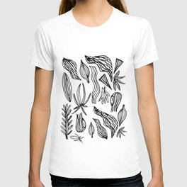 Plant Girl T-shirt