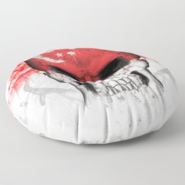 To The Core Collection: Singapore Floor Pillow