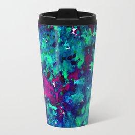 Midnight Oil Spill Travel Mug