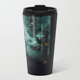 In the Woods Tonight Travel Mug