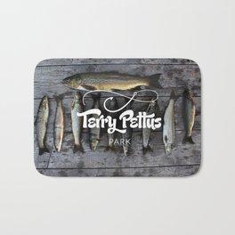 Terry Pettus Park Bath Mat
