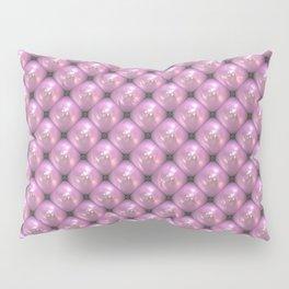 Pink Pearls Pillow Sham