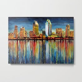 San Diego (1 of 3) Metal Print
