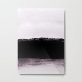 Here Metal Print