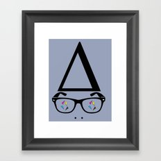 Delta InQuadri Framed Art Print