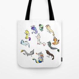 Rat Dragon Army: Batch 6 Tote Bag