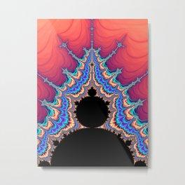 Fractured Space Metal Print