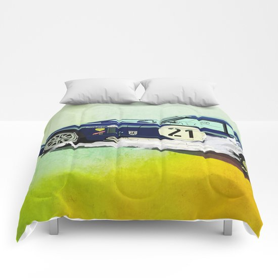 Daytona Coupe Comforters