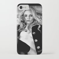 cara delevingne iPhone & iPod Cases featuring cara delevingne by donotseemeart