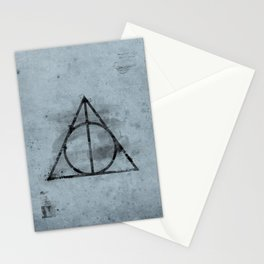 Deadly Stationery Cards
