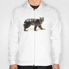 Arctic Lynx Hoody