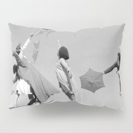 Umbrella ballet Pillow Sham