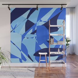 Entropy Three: Ocean Eyes Wall Mural