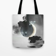 Cloud Falls Tote Bag