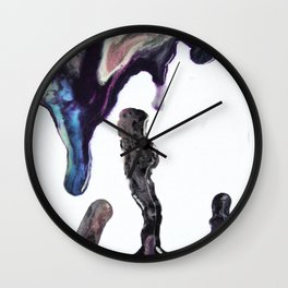 Slimes Wall Clock