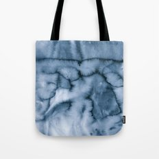 grey blues Tote Bag
