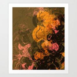 111017 Art Print