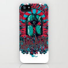 Medieval knight iPhone (5, 5s) Slim Case