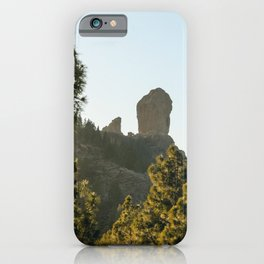 Peaks of Gran Canaria iPhone Case