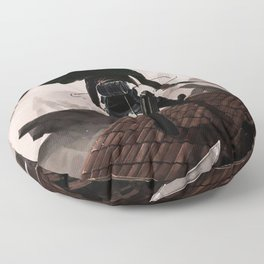 Levi Ackerman Floor Pillow