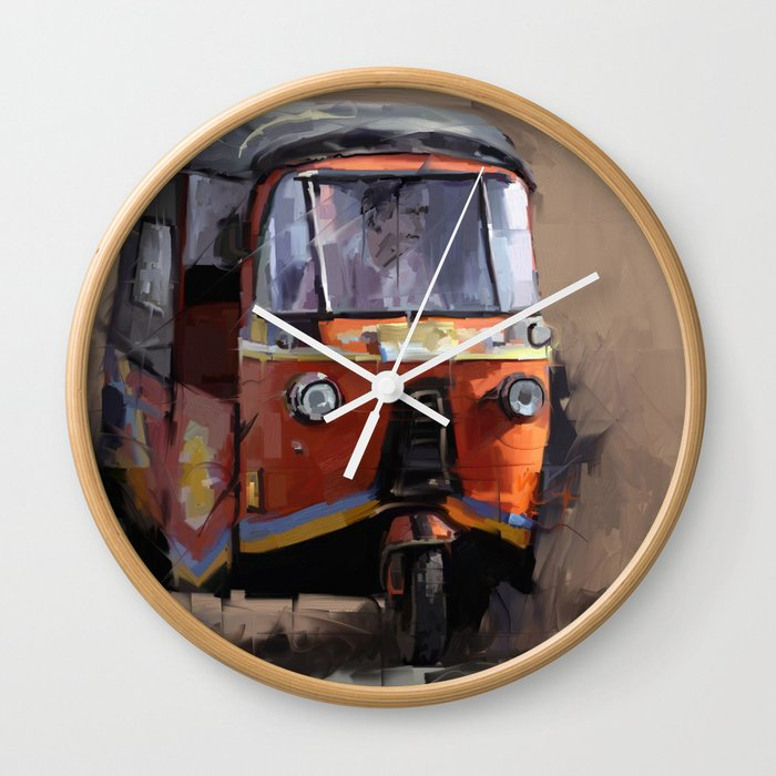 Bajay Wall Clock