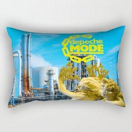 Concept Album Cover Tribute For DM. Rectangular Pillow