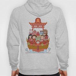 Yokai Boat Hoody