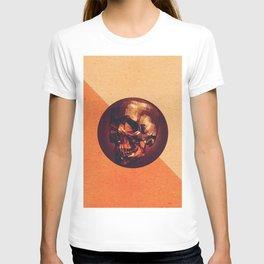 Low Poly Skull T-shirt