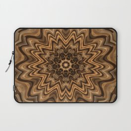 Sequential Baseline Mandala 34 Laptop Sleeve