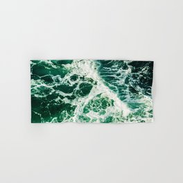 Green Seas Hand & Bath Towel