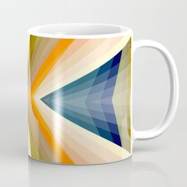 Geometric Mandala 01 Coffee Mug
