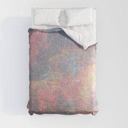 Grunge texture 9 Comforters