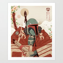 The Bounty And The Smuggler Art Print