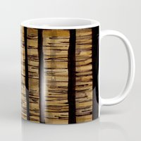 woody Mugs featuring woody by colli13designs