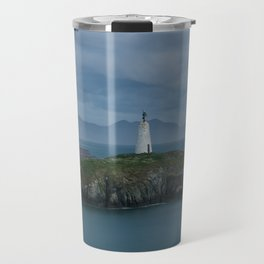 Twr Bach lighthouse 2 Travel Mug