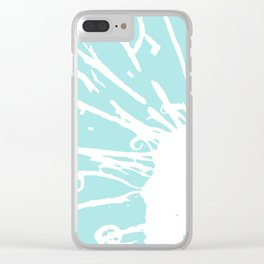Abstract Xc Clear iPhone Case