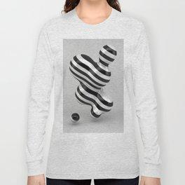Primitive Stripes Long Sleeve T-shirt