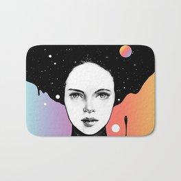 If You Were My Universe Bath Mat