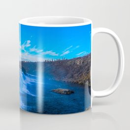 Waterfall. Coffee Mug
