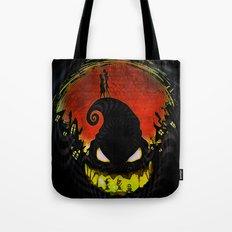 Boogeyman Oogie Boogie Tote Bag
