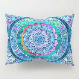 Radiant Boho Color Play Pillow Sham