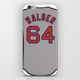 Marcus Walden Jersey iPhone Skin