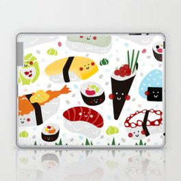 Sushi galore Laptop & iPad Skin