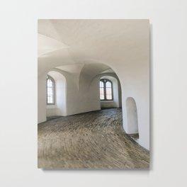 Rundetårn Copenhagen Metal Print