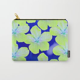 Retro Flowers II #decor #society6 Carry-All Pouch