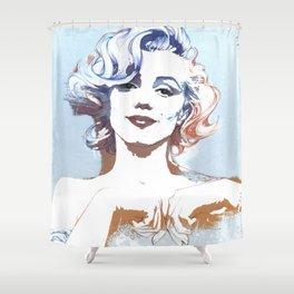 Marilyn Shower Curtain