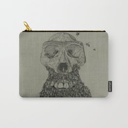 Dead Hipster Carry-All Pouch