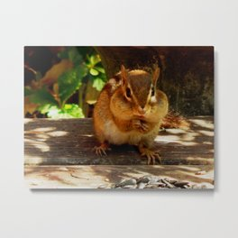 Chippy #1 Metal Print