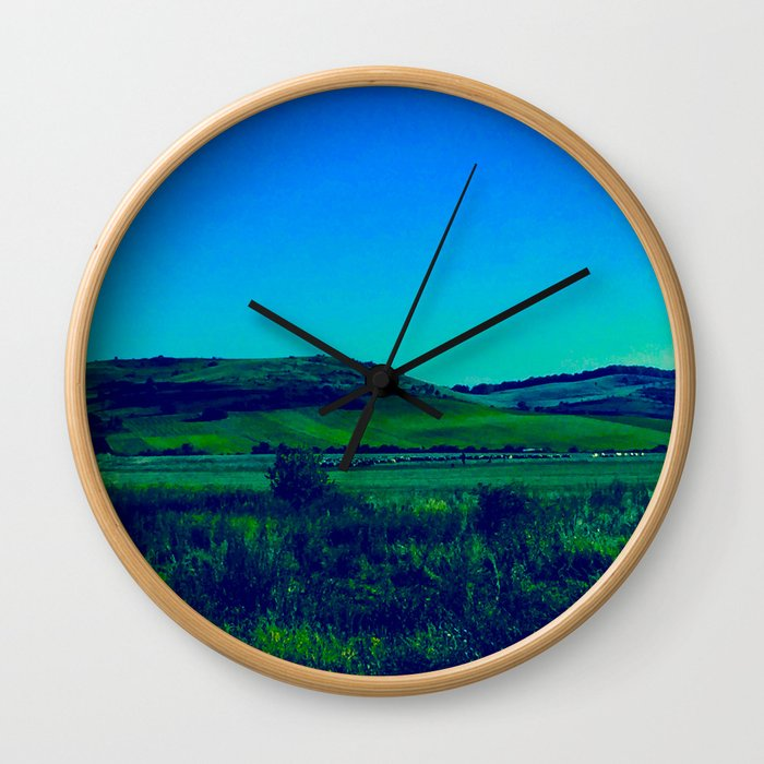 Rediscover Photography Wall Clock