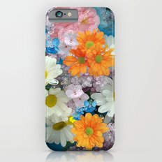 Say it with flowers iPhone 6s Slim Case